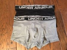 Under Armour 2-Pack TECH MESH Boxer Brief Medium Large XL 2XL 1306510 3 Inch NIB