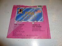 "NATALIE COLE - Pink Cadillac - 1988 UK 2-track 7"" Vinyl Single"