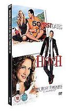 50 First Dates/Hitch/My Best Friends Wedding., 3-Disc Set, Box Set