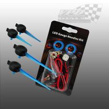 car van light kit Interior bulb speedo dash panel needle Blue illumination 12v