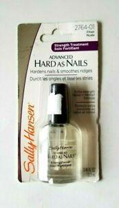 Sally Hansen Advanced Hard As Nails Strength Treatment + Retinol ~ 2764-01 Nude