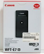 Canon WFT-E7 Wireless transmitter for Canon 5D MKIII