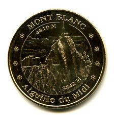 74 CHAMONIX Aiguille du Midi 2, 4810 M, 2013, Monnaie de Paris