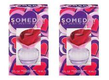 2x SOMEDAY By Justin Bieber 0.5 fl oz EDP Spray Perfume For Women NEW IN BOX