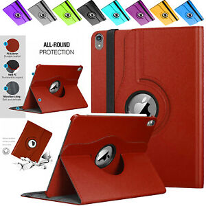 Outstanding  360° Rotating Smart Case Cover For Apple iPad 9.7 5th & 6th GEN