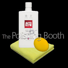 Autoglym Super Resin Polish 500ml with Microfibre and Applicator