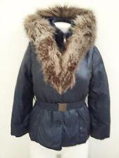 giacca giubbotto bambina imbottito piumino d' oca Sisley taglia L 8-9 anni