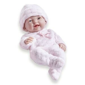 "9.5"" Mini La Newborn Real Girl Doll"