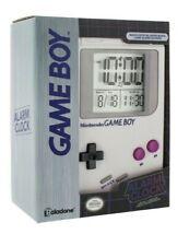 RETRO LOOK Nintendo Game Boy Alarm Clock w/ Super Mario Land Sounds