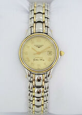 Longines Golden Wing L3.606.5.91.6 Stainless Steel and 18K Yellow Gold Watch