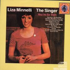 Liza MINNELLIThe Singer - You're So Vain | Columbia Collectors ChoiceCD