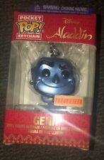 Aladdin - Genie Metallic Pocket Pop! Keychain - FunKo (BoxLunch Exclusive)!!!