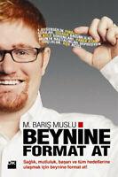 Beynine Format At M. Baris Muslu (Yeni Türkce Kitap)