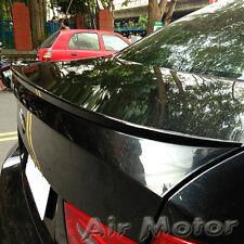 Unpainted BMW 3-Series E90 Sedan M3 Rear Boot Trunk Lip Wing Spoiler 330i 335