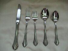 Oneida SATIN AQUARIUS STAINLESS Dinner Fork 1846669