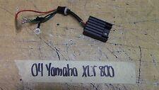 04 YAMAHA XLT 800 VOLTAGE REGULATOR RECTIFIER 63M-81960-00-00