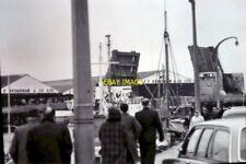 PHOTO  LIFTING BRIDGE POOLE 1967