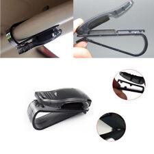 Universal Brillenhalter Ticket Karte Klipp Sonnenbrille Halter Halterung fürAuto