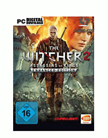 The Witcher 2 Assassins of Kings Enhanced Edition Steam Download Key [DE] [EU PC