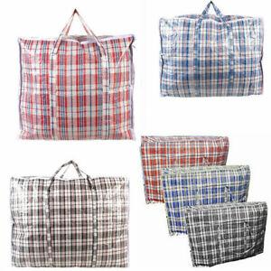 Large Laundry Bags Extra Strong Durable Shopping Moving House Storage UK Stock