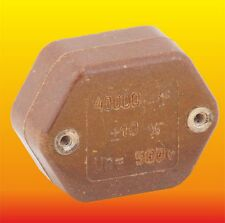0.04 uF 500 V 10 % RUSSIAN MILITARY SILVER-MICA CAPACITOR KSO-10W КСО-10В