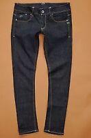 G-Star Raw Lynn Skinny Ladies Blue Jeans W32 L34 *REF64-13