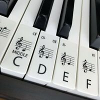 Learn to play Piano / Keyboard SELECT your stickers for children or adult