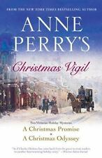 Christmas Vigil:  Two Victorian Holiday Mysteries