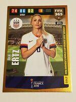 JULIE ERTZ - US WOMENS FIFA 2019 WORLD CUP WINNER - ADRENALYN XL FIFA 365 2020