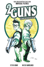 2 Guns, Second Shot Deluxe Edition by Santolouco & Steven Grant 2013, TPB BOOM!
