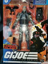 Target Exclusive G.I.Joe Classified Special Missions Cobra Island Firefly