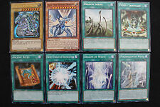Blue-Eyes White Dragon deck set (Shining, Shrine, Ancient Rules, Mausoleum of..)