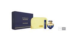 Versace Dylan Blue Pour Femme Eau de Parfum 100ml GIFT SET *NEW*