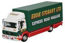 OXFORD HAULAGE MAN L2000 BOX VAN EDDIE STOBART STOB018