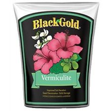 Black Gold Vermiculite, 8 quart