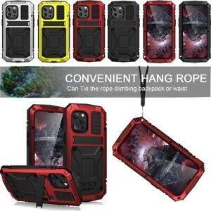 Shockproof Metal Case Cover For Apple iPhone 13 / 13 Pro / 13 Pro Max / 13 Mini