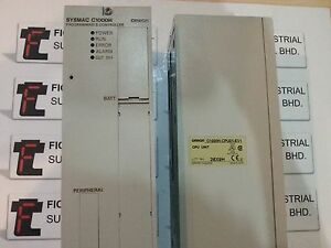 NEW 1PCS C1000H-CPU01-EV1 OMRON C1000HCPU01EV1
