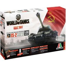 Italeri 56506 1/56 World of Tanks IS-2
