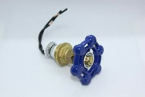 """New Dimmer Faucet Insert Kit for 3/4"""" Opening Vintage Steampunk Dimmer/Switch"""