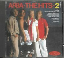 ABBA - The Hits 2 - 1991 Pickwick UK CD - PWKS-500