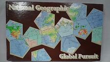 MIB Sealed National Geographic Global Pursuit Geography Learning Family Game