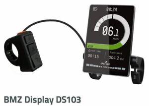 Display Topology DS103 3,5 TFT + Remote  Art. Nr.611045 für BROSE Antrieb