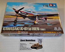 WWII japanische  Kawasaki Ki-61-Id Hien TONY  in 1:72 Tamiya 60789 Neu