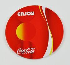 COCA-COLA COKE métal liège Dessous De Verre coaster - Enjoy