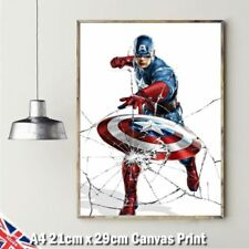 Superheroes Medium Wall Decals & Stickers