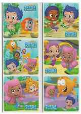 "30 Assorted Bubble Guppies Stickers, 2.5"" x 2.5"" each, Party Favors"