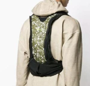 ACG Nike Lab Hydration Race Hiking Vest Green Pack Bag 3.5L Sz L/XL NEW