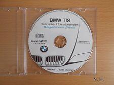 Werkstatthandbuch (CD) BMW TIS E30 E36 E46 E34 E39 E32 E38 E31 E52