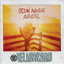 YELLOWCARD - OCEAN AVENUE ACOUSTIC NEW VINYL RECORD