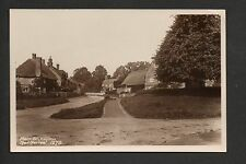 Clifton near Nottingham - Main Street - real photographic postcard
